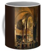 Haghia Sophia, Plate 8 The Imperial Coffee Mug