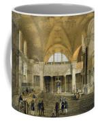 Haghia Sophia, Plate 9 The New Imperial Coffee Mug by Gaspard Fossati