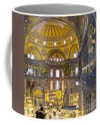 Hagia Sofia Interior 17 Coffee Mug