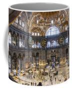 Hagia Sofia Interior 42 Coffee Mug