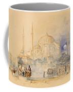 Hagia Sofia Coffee Mug by Joseph Mallord William Turner