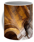 Hagia Sophia Arch Mosaics Coffee Mug
