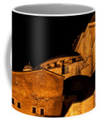 Hagia Sophia At Night Coffee Mug