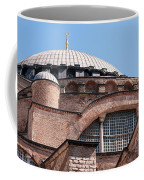 Hagia Sophia Curves 01 Coffee Mug