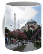 Hagia Sophia I - Istanbul - Turkey Coffee Mug