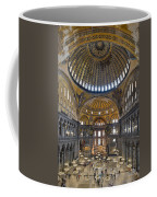 Hagia Sophia Museum In Istanbul Turkey Coffee Mug