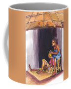 Hair Dresser In Rwanda Coffee Mug