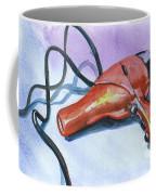 Hair Dryer Coffee Mug