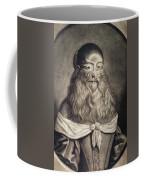 Hairy Maid, 17th Century Coffee Mug