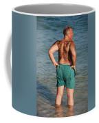 Hairy Ocean Coffee Mug