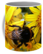 Hairy Visitor Coffee Mug