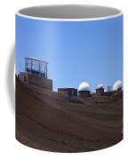 Haleakala Observatory Haleakala National Park Coffee Mug
