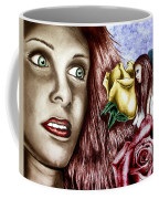 Haleys Apparition Colored Coffee Mug