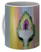 Half Artichoke Coffee Mug