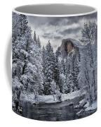 Half Dome 1 Coffee Mug