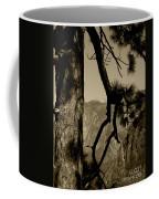 Sierra Nevada Sepia Coffee Mug