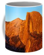 Half Dome Glow Coffee Mug