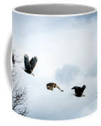Half Second Of Flight Coffee Mug