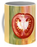 Half-tomato Coffee Mug