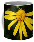 Half Yellow Coffee Mug