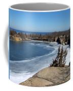 Icy Quarry Coffee Mug