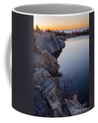 Halibut Point In Rockport Coffee Mug