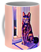 Halifax Cat Coffee Mug