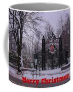Halifax Christmas Coffee Mug