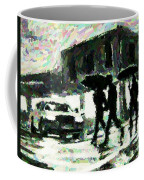 Halifax In The Rain One Coffee Mug