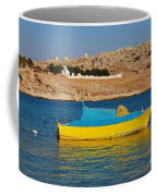 Halki Fishing Boat Coffee Mug