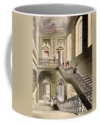 Hall And Staircase At The British Coffee Mug