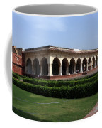 Hall Of Public Audience - Red Fort - Agra Coffee Mug