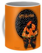 Halloween Black Cat Cupcake 2 Coffee Mug