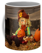 Halloween Doll Coffee Mug
