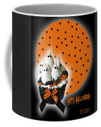 Halloween Ghost Cupcake 2 Coffee Mug