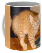 Halloween Kitty Coffee Mug