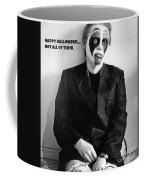 Halloween Let Down Coffee Mug