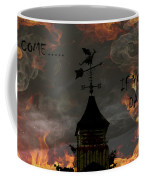 Halloween Party Invitation Coffee Mug
