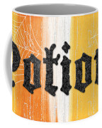 Halloween Potions Sign Coffee Mug by Linda Woods