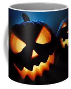 Halloween Pumpkins Closeup -  Jack O'lantern Coffee Mug