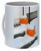 Halloween Snow Coffee Mug