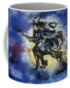 Halloween Stop For A Spell Coffee Mug