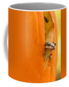 Halloween Surprise  Coffee Mug by Jean Noren