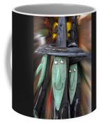 Halloween Witch Way Is The Candy Coffee Mug