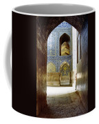 Hallway At Sheik-lotfollah Mosque Coffee Mug