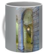 Hallway New York Public Library Coffee Mug