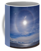 Halo Over  The Sea Coffee Mug