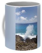 Halona Blowhole Coffee Mug
