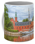 Halstad Castle 03 Coffee Mug