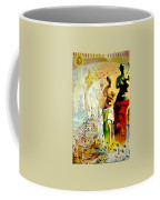 Halucinogenic Toreador By Salvador Dali Coffee Mug by Henryk Gorecki